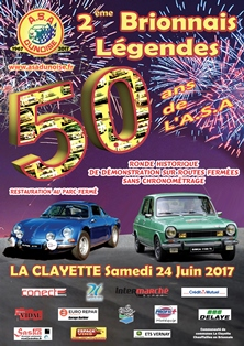 Affiche 2017 legendes mini